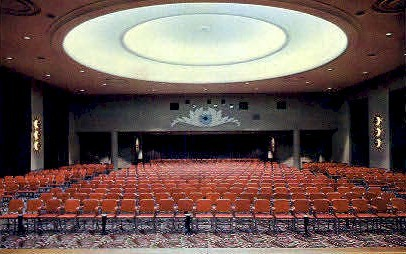 Auditorium, The Greenbrier  - White Sulphur Springs, West Virginia WV Postcard