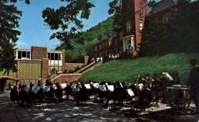 West Virginia Institute of Technology  - Montgomery Postcard