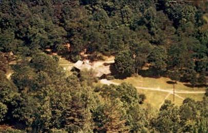 YMCA Camp Horseshoe  - MIsc, West Virginia WV Postcard