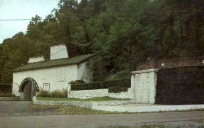 Pocahontas Exhibition Mine - Bluefield, West Virginia WV Postcard
