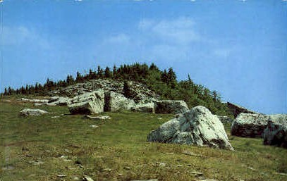 Pendleton County, West Virginia, WV Postcard