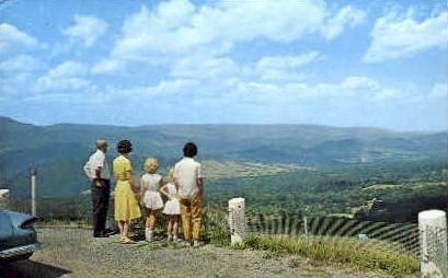 Germany Valley  - Pendleton County, West Virginia WV Postcard