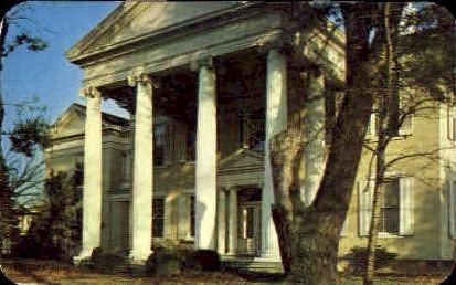 Mansion House Museum  - Wheeling, West Virginia WV Postcard