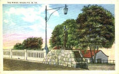 The Mingo  - Wheeling, West Virginia WV Postcard
