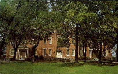 Conrad L. Wirth Hall - Harpers Ferry, West Virginia WV Postcard
