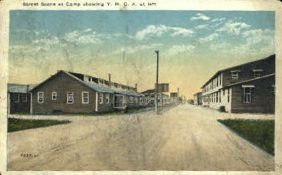 Y. M. C. A. - MIsc, West Virginia WV Postcard