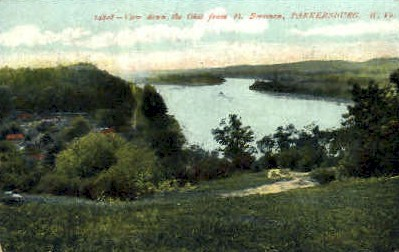 Ft. Boreman - Parkersburg, West Virginia WV Postcard