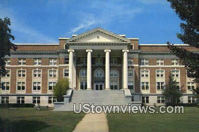 Greenbrier College - Lewisburg, West Virginia WV Postcard