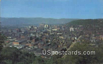 Wheeling, WV Postcard      ;      Wheeling, West Virginia