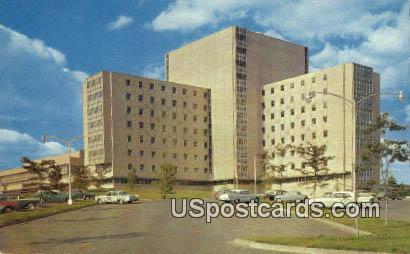 West Virginia University Medical Center - MIsc Postcard