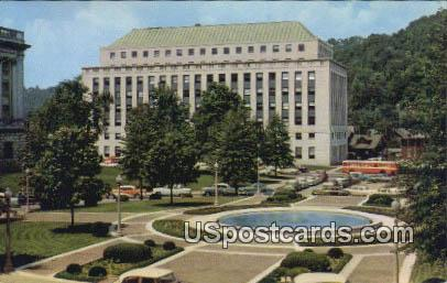 State Office Building Number Three - Charleston, West Virginia WV Postcard