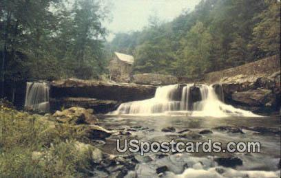Holiday Inn - MIsc, West Virginia WV Postcard
