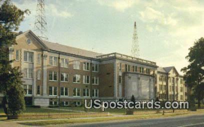 Marshall University - Huntington, West Virginia WV Postcard