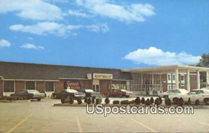 Ramada Inn - Beckley, West Virginia WV Postcard