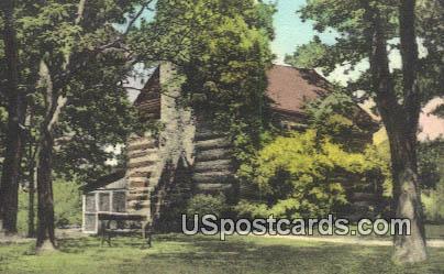 Museum of Daughters of American Pioneers - Parkersburg, West Virginia WV Postcard