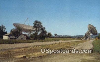 National Radio Astronomy Observatory - Green Bank, West Virginia WV Postcard