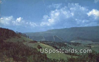 Germany Valley - Franklin, West Virginia WV Postcard