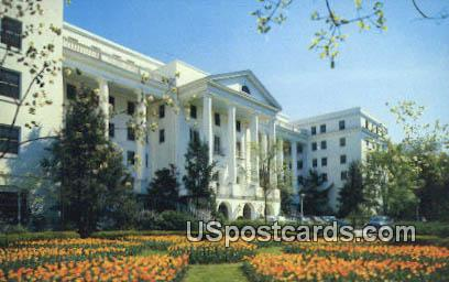 Greenbrier - White Sulphur Springs, West Virginia WV Postcard
