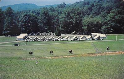 Camp Alleghany WV