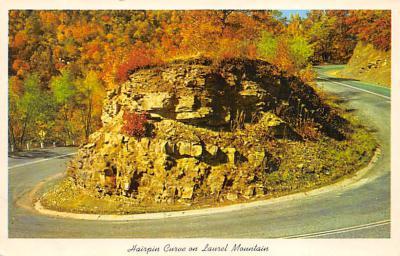 Laurel Mountain WV