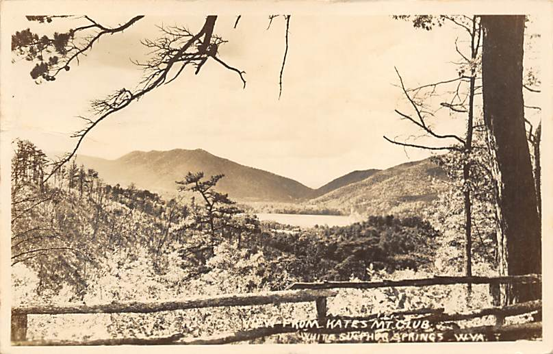 White Sulphur Springs WV