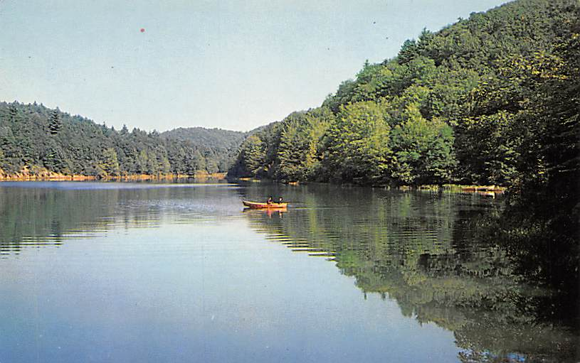 Watoga State Park WV