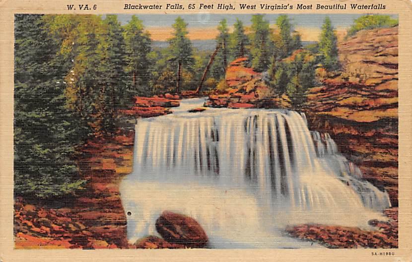 Blackwater Falls WV