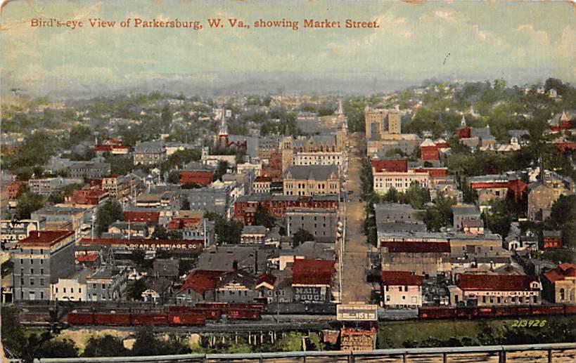 Parkersburg WV