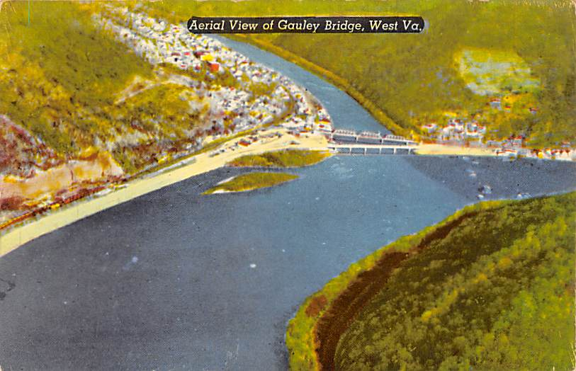 Gauley Bridge WV