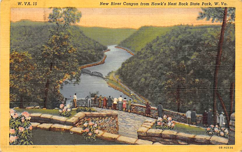 New River Canyon WV