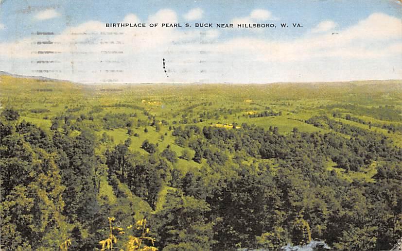 Hillsboro WV