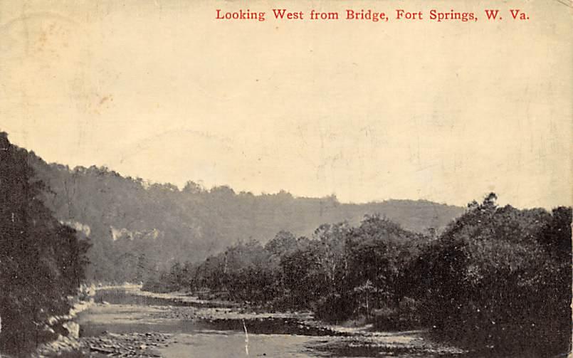 Fort Springs WV