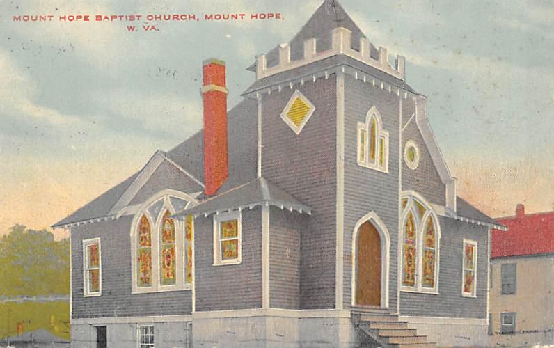 Mount Hope WV