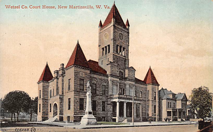 New Martinsville WV