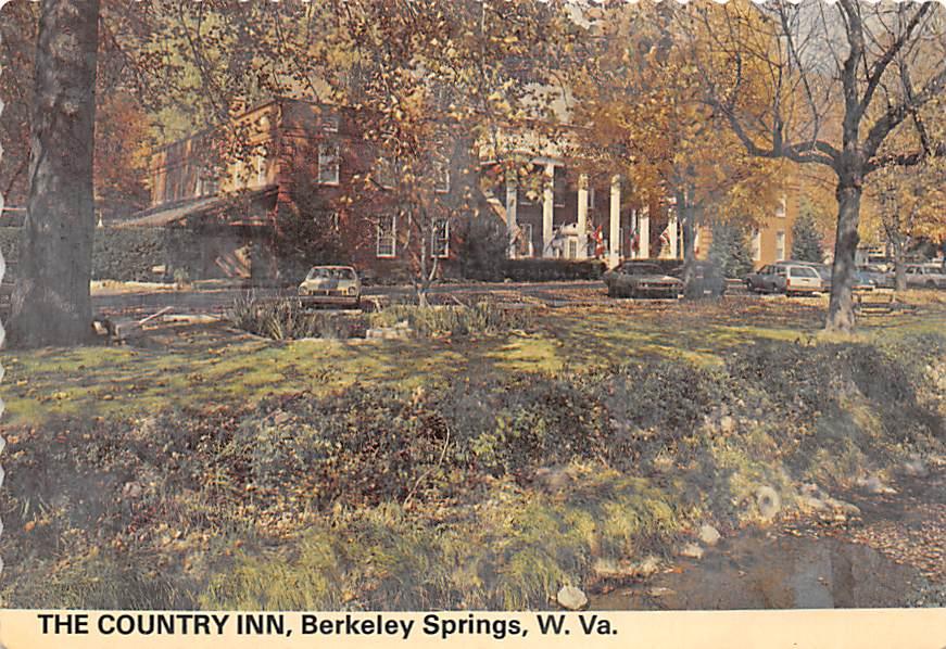 Berkeley Springs WV