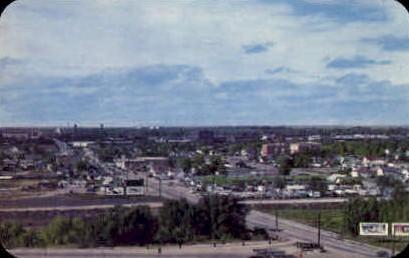 Cheyenne, WY Postcard      ;      Cheyenne, Wyoming