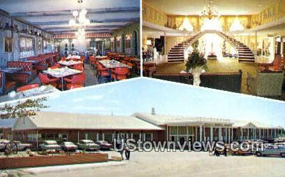 Ramada Inn of Casper - Wyoming WY Postcard