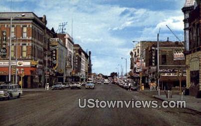 Cheyenne, WY, Wyoming, Postcard