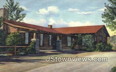 Buffalo Bill's Museum - Cody, Wyoming WY Postcard