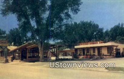 Keahey's Motel - Buffalo, Wyoming WY Postcard