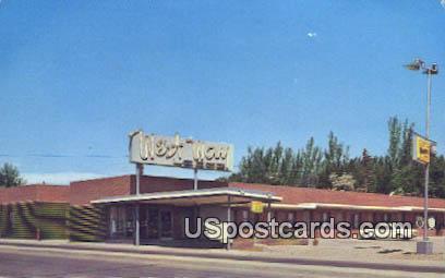 West Way Lodge - Rawlins, Wyoming WY Postcard