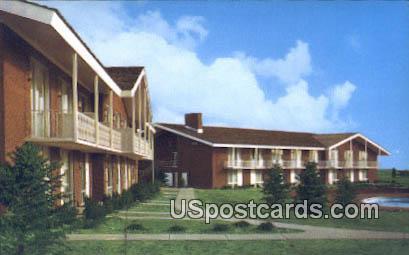 Holding's Little America - Cheyenne, Wyoming WY Postcard