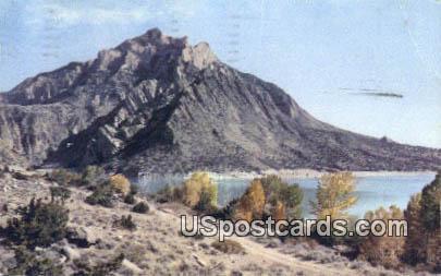 Cedar Mountain - Yellowstone National Park, Wyoming WY Postcard