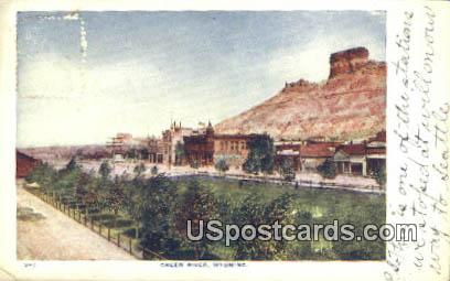 Green River, WY Postcard       ;      Green River, Wyoming