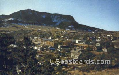 Black Hills - Sundance, Wyoming WY Postcard