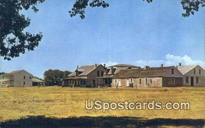 Sutter Store - Fort Laramie, Wyoming WY Postcard