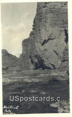 Real Photo  - Cody, Wyoming WY Postcard