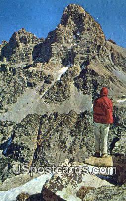 Grand Teton National Park, WY Postcard       ;      Grand Teton National Park, Wyoming