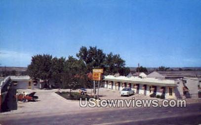 Yellowstone Auto Court - Casper, Wyoming WY Postcard