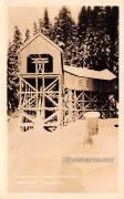 Nine Mile Angle Station - Hyder, Alaska AK Postcard